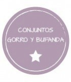 Conjuntos gorro, bufanda